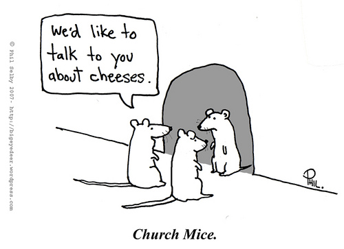 Churchmice